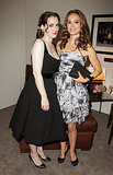 Winona Ryder cozied up to costar Natalie Portman at the 2010 TIFF premiere of their Oscar-winning film Black Swan.