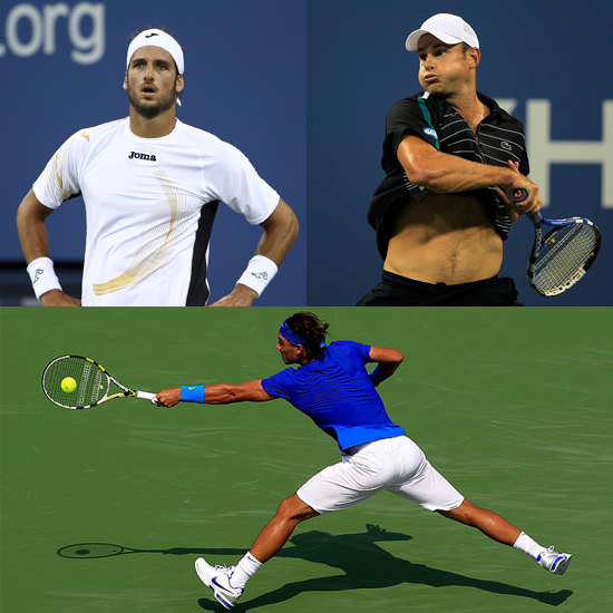 Tennis Love: US Open Eye Candy