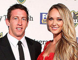 Kurt Gidley and Brooke McNamara