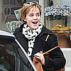 Emma Watson at Cafe in London Pictures