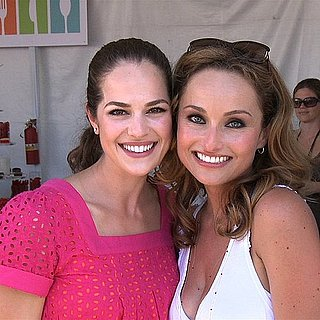Giada De Laurentiis at the Taste in LA