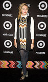 Missoni for Target Pop-up Store Launch Party Photos - Emma Roberts, Hilary Rhoda, Rachel Zoe