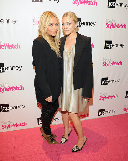 Mary-Kate and Ashley Kick Off FNO With an Appearance at JCPenney