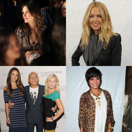 NY Fashion Week Kicks Off With Rachel, Jordana, Sophia, and More!