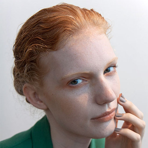Costello Tagliapietra Spring 2012: Backstage Beauty Pictures