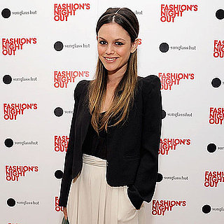 Rachel Bilson Pictures at Sunglass Hut's Fashion's Night Out