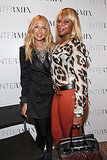Rachel Zoe and Mary J. Blige.
