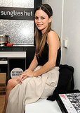Rachel Bilson attended Fashion's Night Out.
