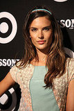 Alessandra Ambrosio supported Missoni for Target.