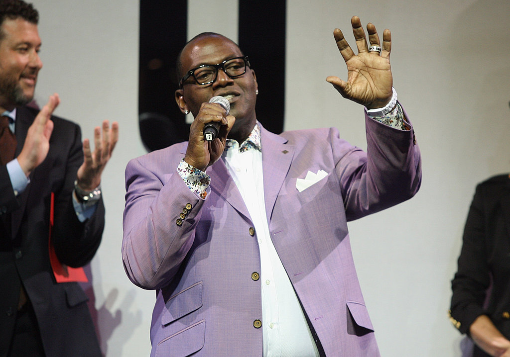 Randy Jackson at FNO in LA.