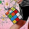 Rubiks Cube Handbag