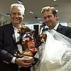 Badgley Mischka Prince William, Kate Middleton Dog Costumes