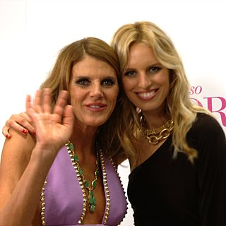 Anna Dello Russo Style Tips and Karolina Kurkova Fashion Obsessions