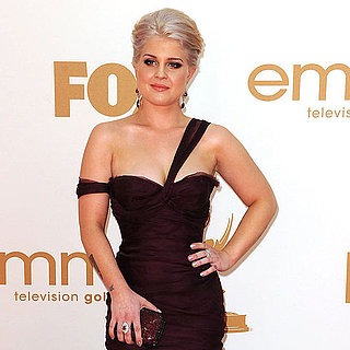 Kelly Osbourne Emmys 2011 Red Carpet Pictures