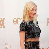 Gwyneth Paltrow's sheer Pucci gown.
