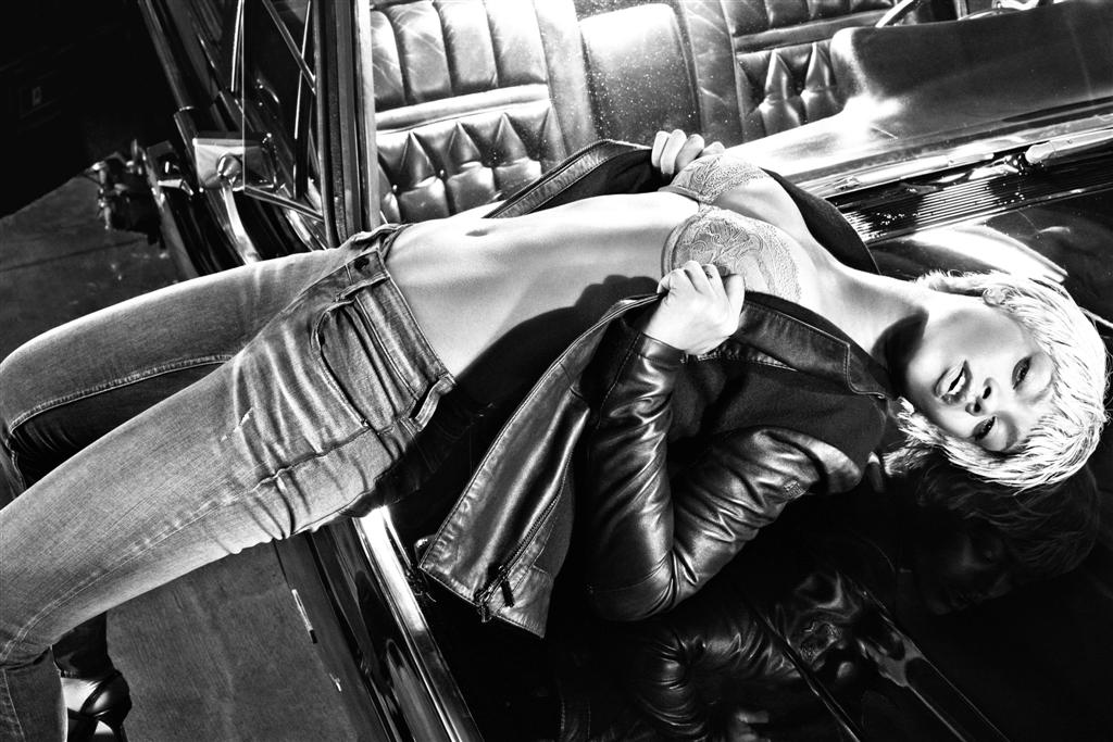 Rihanna for Emporio Armani Underwear and Armani Jeans Fall 2011