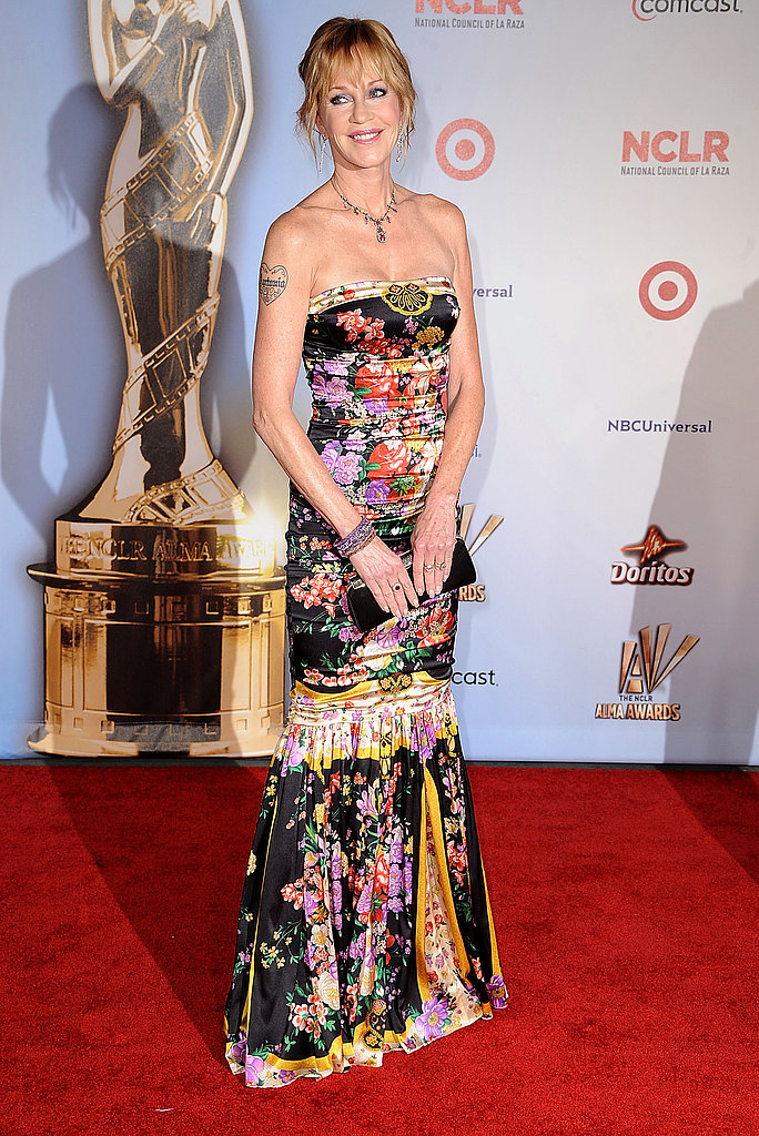Melanie Griffith at the ALMA Awards.