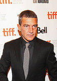 Antonio Banderas in Toronto for The Skin I Live In.