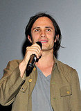 Gael Garcia Bernal talks in Toronto.
