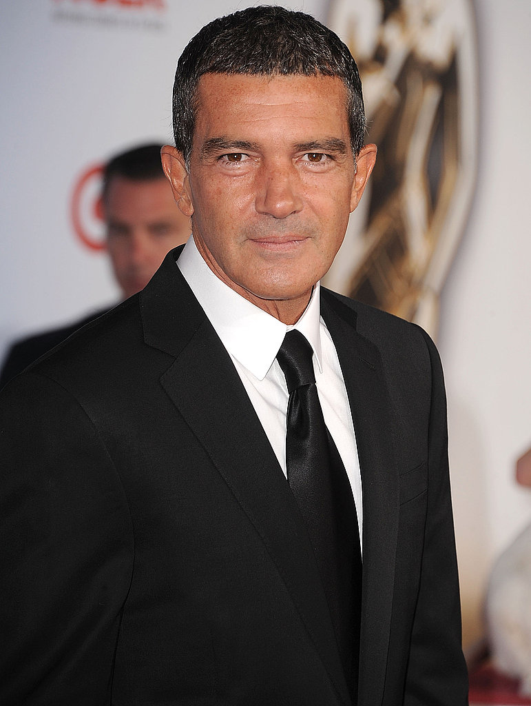 Antonio Banderas at the ALMA Awards.