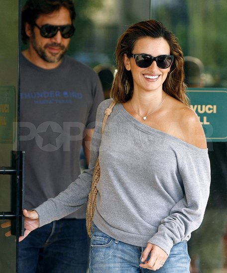 Penelope Cruz and Javier Bardem Hang in Bosnia as She Preps to Shoot