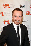 Michael Fassbender in Toronto for Shame.