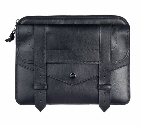 Proenza Schouler iPad case in black ($685)
