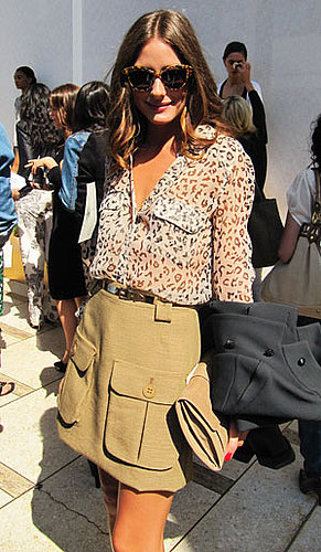 Olivia Palermo Talks Fashion Week Must Haves and More!