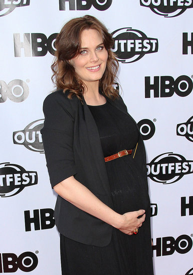 Emily Deschanel&#039;s Vegan Pregnancy