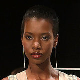 The Chili-Chocolate Lips at Bibhu Mohapatra