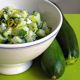 Fast and Easy Zucchini Salad Recipe