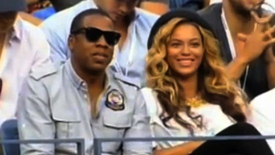 Video: Watch Beyoncé and Jay-Z Excite the US Open Crowd With Other Famous Tennis Fans!