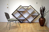 Argyle Shelving Unit ($450)
