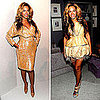 Beyonce at New York Fashion Week Pictures