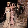 Badgley Mischka Spring 2012 Runway Video