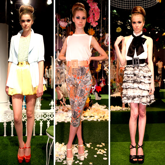 Alice + Olivia: Spring 2012