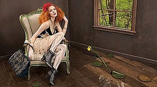 Karen Elson for Nine West Vintage America Collection