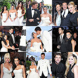 Kim Kardashian's Divorcing, but Take a Look Back at Her Over-the-Top Wedding!