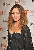 Vanessa Paradis at the 2011 Toronto International Film Festival.