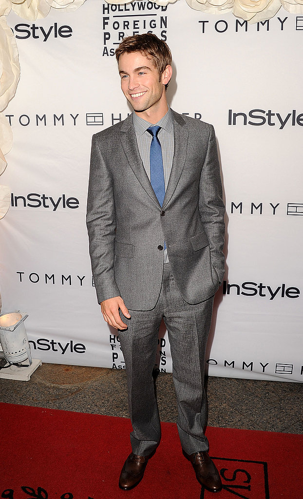 Jennifer, Adam, Chace, and Jessica Party InStyle Late Night at TIFF