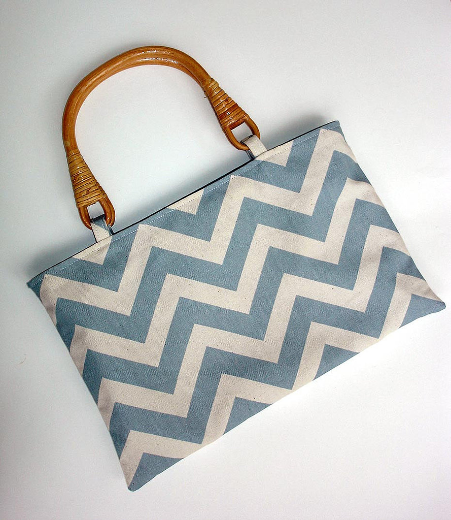 Stripe Handbag ($42)