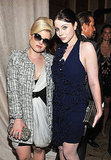 Kelly Osbourne and Michelle Trachtenberg.