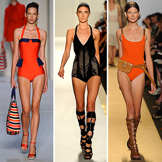 Spring 2012 Swimwear