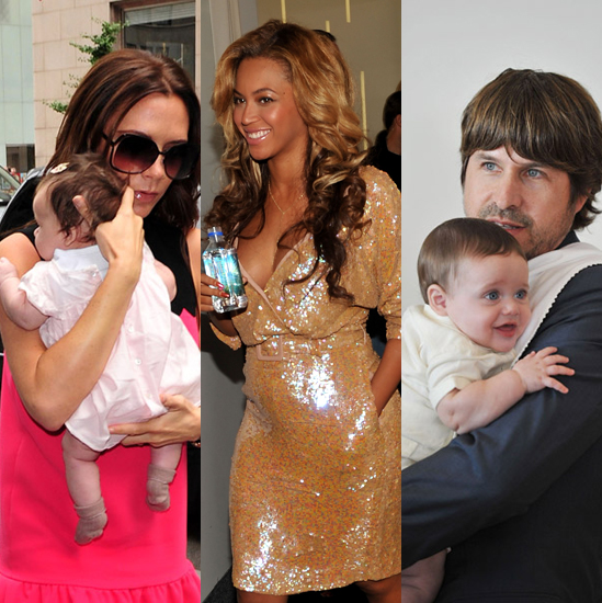 The Babies and Bumps of Fashion Week