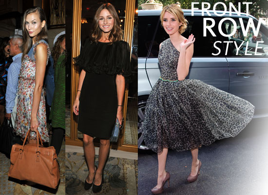 Marchesa Pulls a Stellar Celebrity Crowd at NYFW!