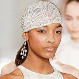 The Gorgeous 1920s-Style Lace Hair Wraps at Ralph Lauren