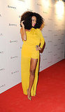 Solange Knowles at Rimmel London party.