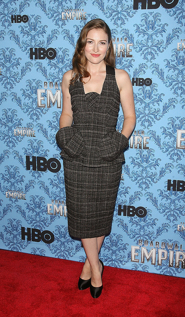 Kelly Macdonald at the Boardwalk Empire premiere.