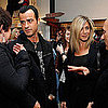 Jennifer Aniston and Justin Theroux at Bloomingdales in NYC Pictures