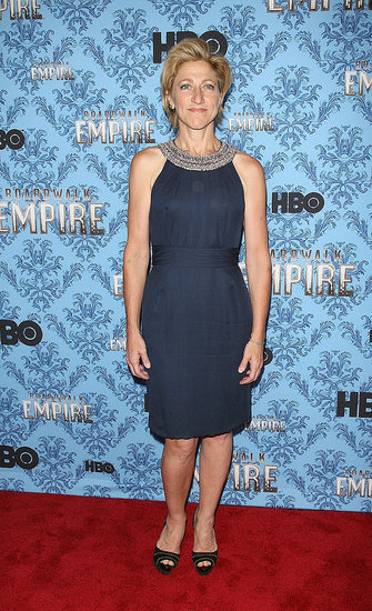 Edie Falco at the Boardwalk Empire premiere.